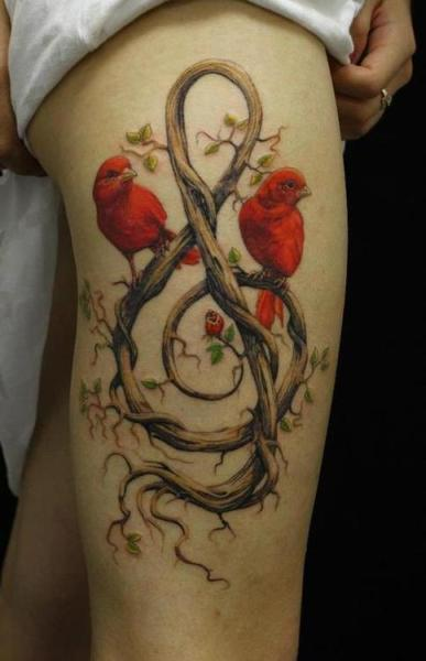 ink-its-art:  perfect  incredible realism, artistic skin masterpiece.. outstanding