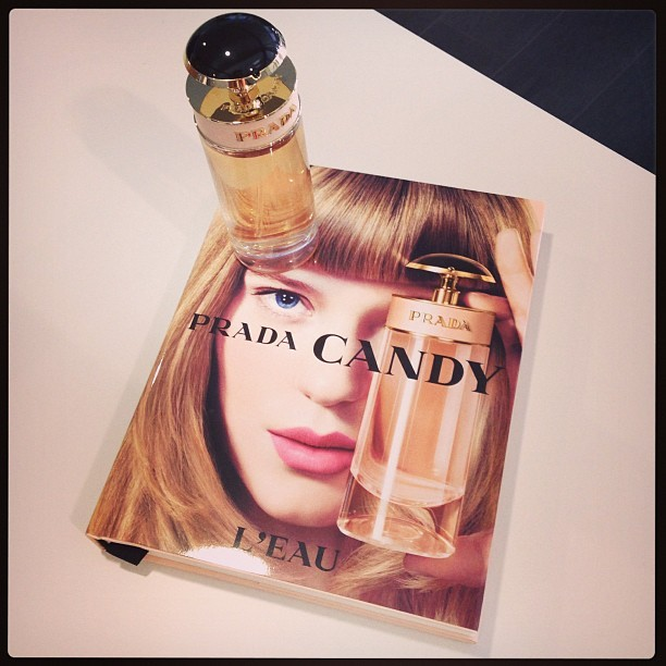 thezoereport:  Sweet! 🍬 (@prada)
