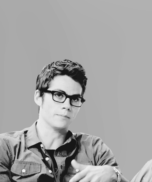 spuzz:  Have you seen this face? This is Dylan O'Brien. He needs to be stopped and held accountable for his face.