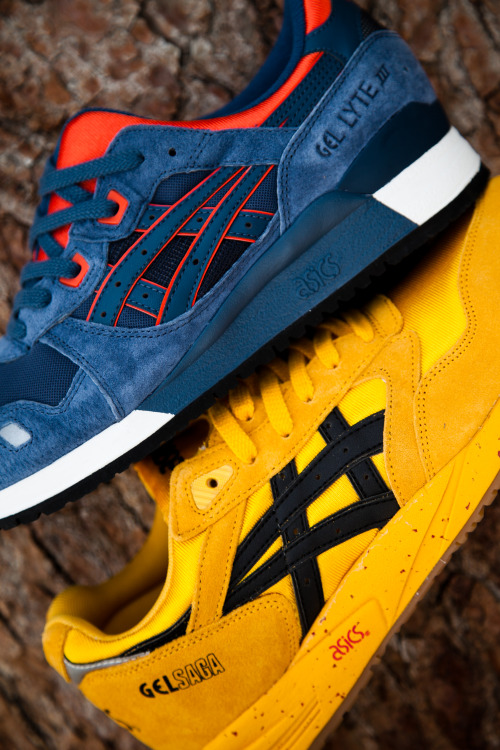 schrodingerhasadog:  featurelv:  Asics Spring Delivery  Available Now 702-463-3322 www.featuresneakerboutique.com  aaw