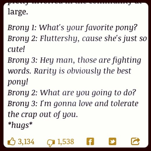 Urban dictionary: brony #urbandictionay #brony