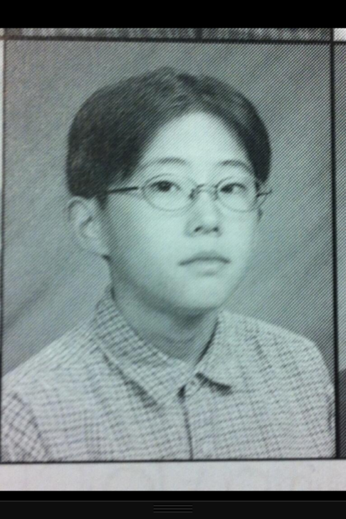 jarelecki:  Steven Yeun, 8th grade