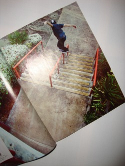 c-riminals:  side—walk:  side—walk: Mark Appleyard - Back Smith. Thrasher Mag - March 2013.