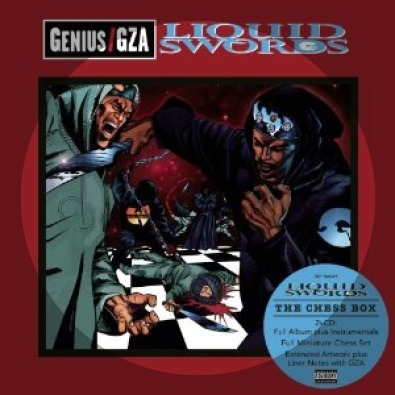'4th Chamber' by Genius/GZA is my new jam.