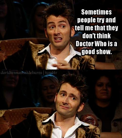 I know I know David. I pity them too.
