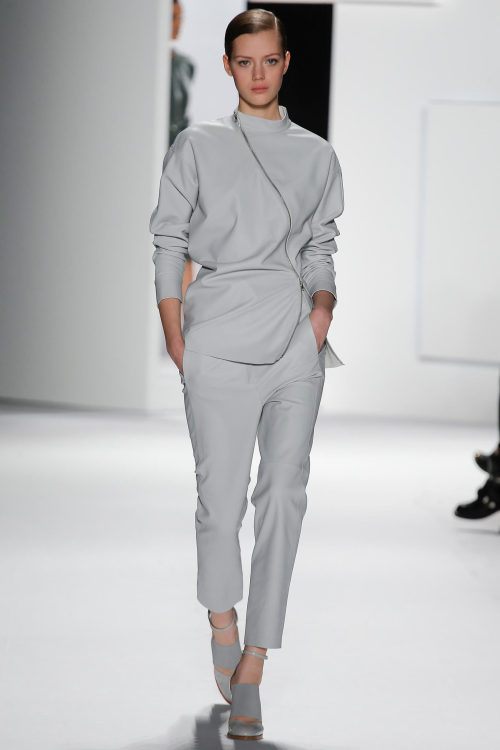 yourmothershouldknow:  Lacoste Autumn/Winter 2013 New York Fashion Week
