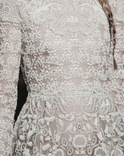 notordinaryfashion:  Valentino Fall 2013 - Detail