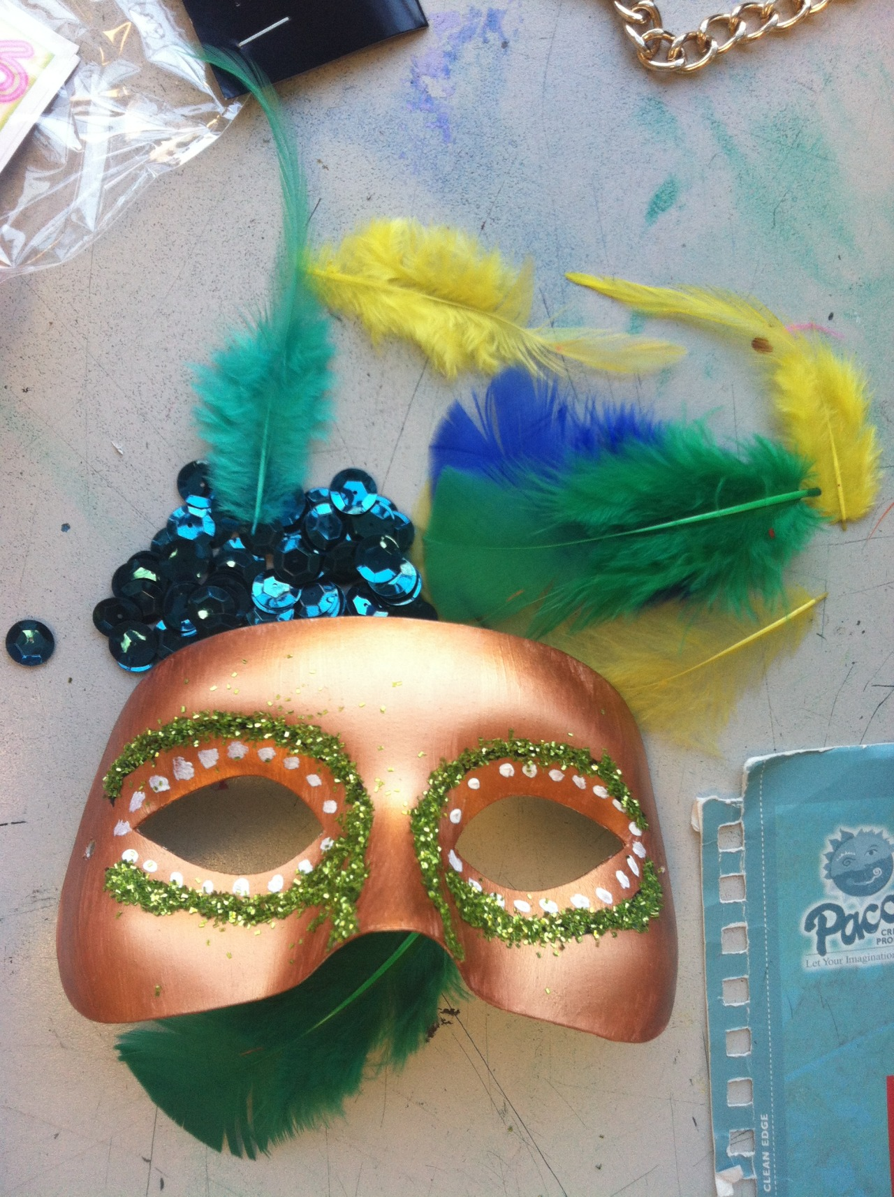 Collaborating with Performing Arts and Making Masks!This Spring, the Performing Arts Program at CHS is putting on Phantom of the Opera, which…View Post