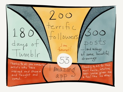 Made With Paperwoke up to 200 followers, thanks for your support!