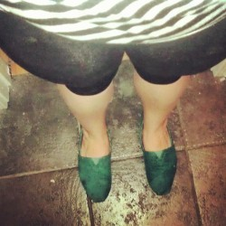 New #green #toms! #love #shoes #pretty #comfy #sale #clearance  (at Island Pursuit)