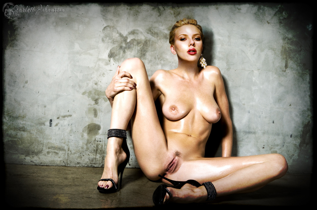 Scarlett Johansson Were Newly Leaked More Fakes