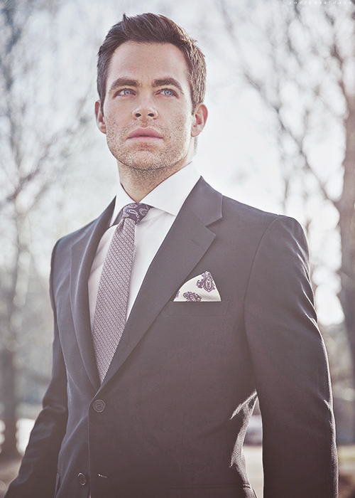 chris pine | c for men magazine