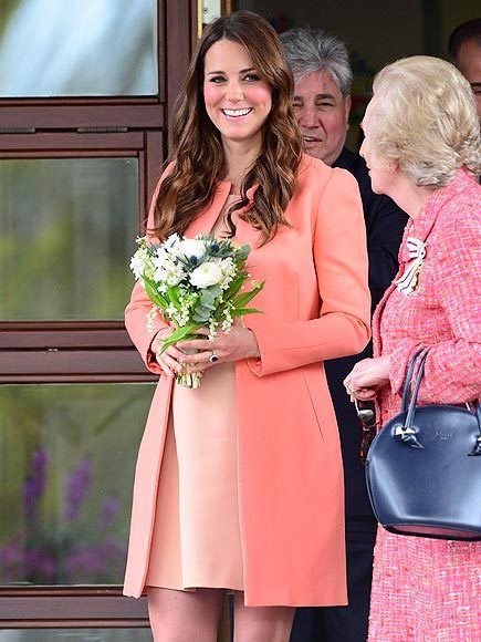theinexhaustiblecharm:  Princess Kate, aka The Right Way to do Pregnancy