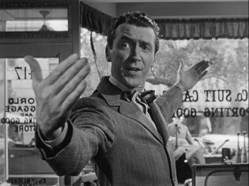 Never treat your audience as customers, always as partners. - Jimmy Stewart