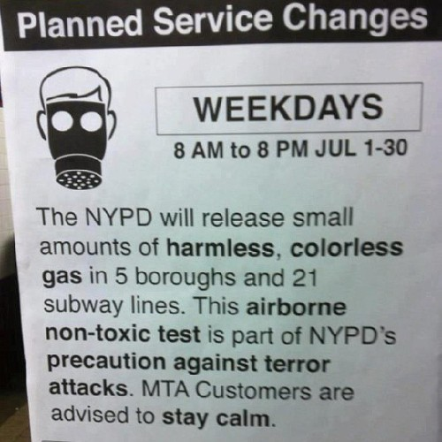 Check this out…this is what's going on in the NYC …. YES it's legit …Yyes it is REAL …WoW