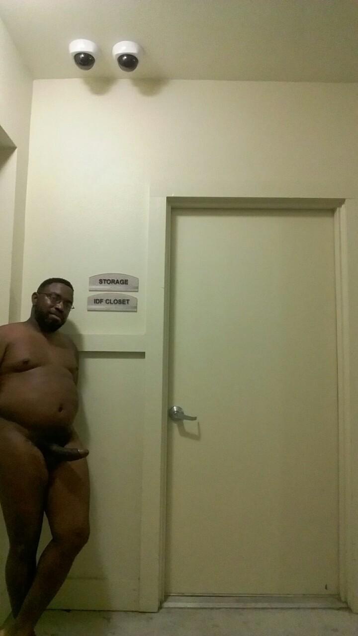 gay black man