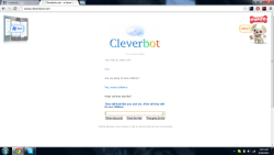Back in 2012 I married Cleverbot!