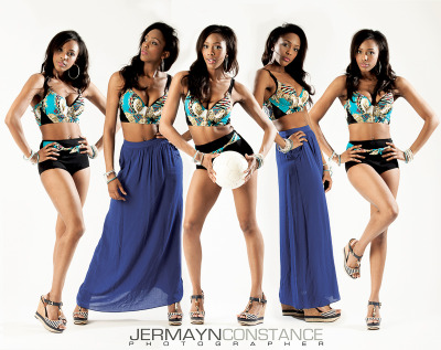 MODEL: Steph Ford PHOTOGRAPHER: Jermayn Constance