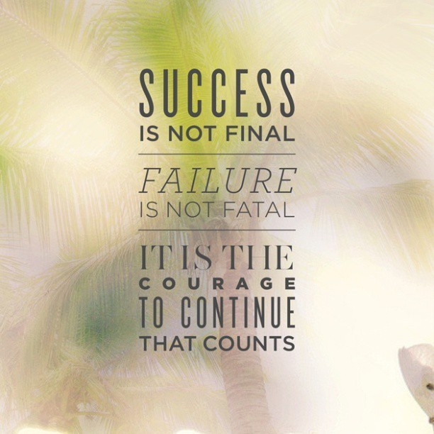 #winstonchurchill #success #keepmovingforward