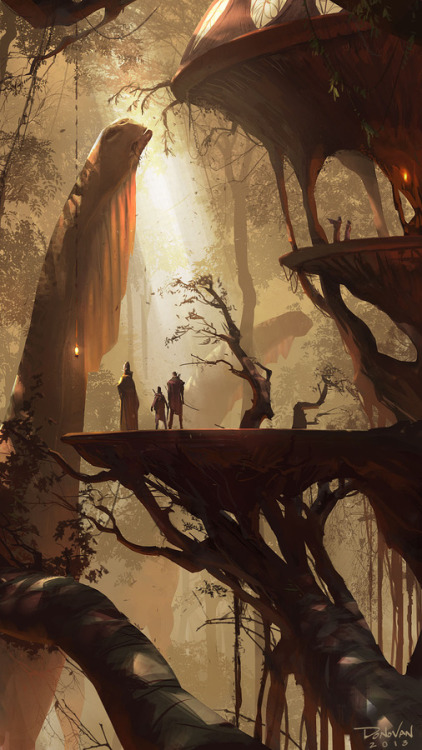defenestrador:  Walkers, by Donovan Valdes.