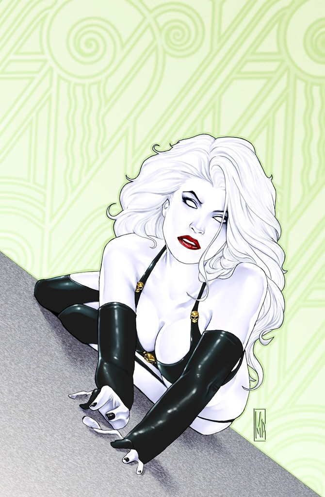 Lady Death Art Deco 28 by ~MDiPascale