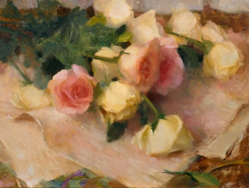 roses by  Nancy Guzik