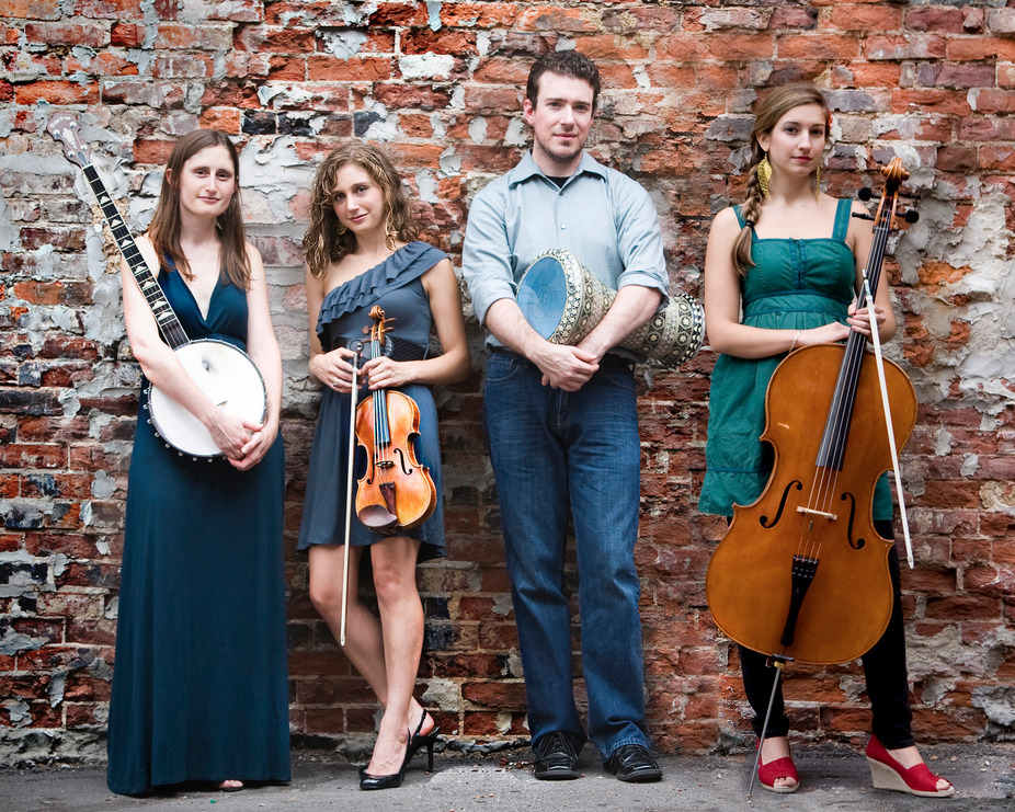 Harpeth Rising Sunday May 12 at The Rooster's Wife Tickets available online