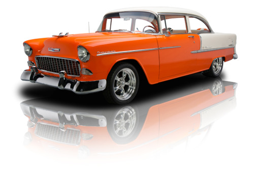 musclecardreaming:  55 Chevy