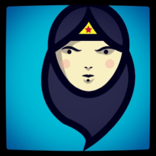 WONDER WOMAN!! Doing some Super Hero Illustrations got a request?! #graphicdesign #illustration #dccomics #art #design #superhero #stickers