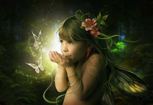little fairy by *ElenaDudina
