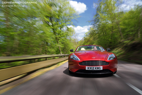 automotivated:  Aston Martin DB9 (by deprem-photographie)