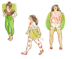 May fashion doodles! I know little of plus size fashion which is one of the reasons I love brofisting's blog so much! Truly a fashion guru that girl.