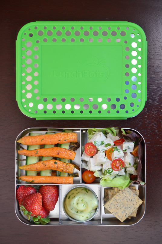 Paleo Lunchboxes 2015 (Part 1) by Michelle Tam http://nomnompaleo.com