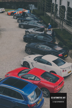 classyautomotive:  Line up. Rit rond de rivieren 2013