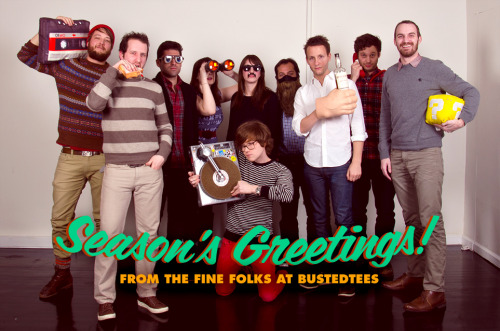 Season's Greetings from BT!