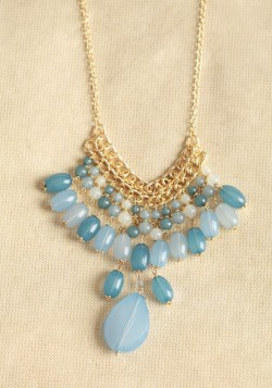 Our Wickford Bay Necklace is the perfect finishing touch to any outfit!