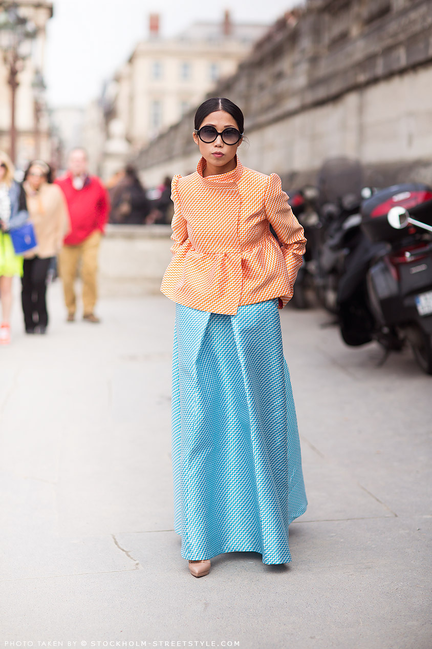 yourmothershouldknow:  Oksana On Foto de Stockholm Streetstyle. ….. Photo by Stockholm Streetstyle.