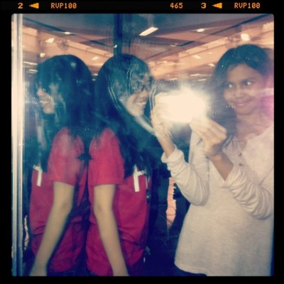 #kaleidoskop #saboga #bandung #fun #mirror