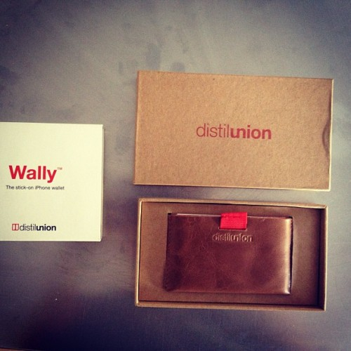 N-n-new Wally packaging concept! Very close to reality…