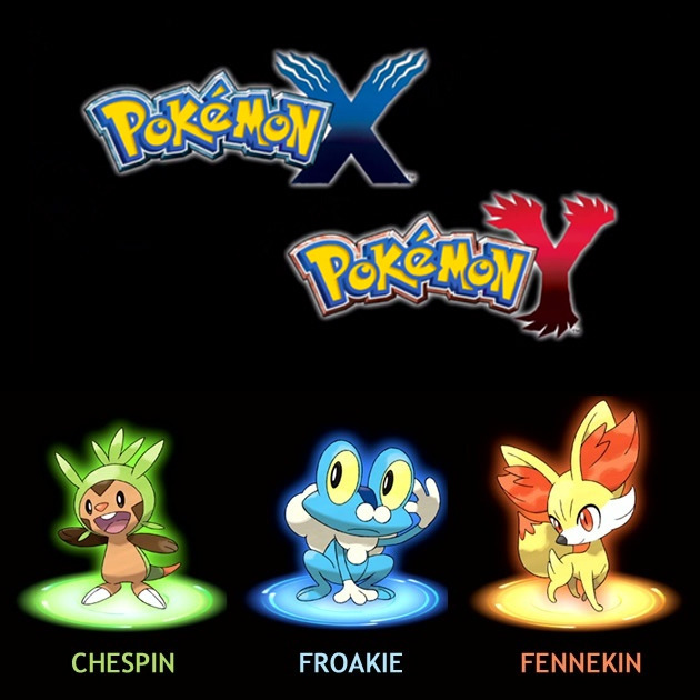 Pokemon X and Y Coming To 3DS Worldwide This October The days of waiting for months after a Pokemon game hits Japan for it to finally come to the US and Europe are finally over! Along with a new world to explore and new Pokemon to collect, they've also done away with the pixelated look for the first time in the series's history. Now it's a full-on 3D cell shaded adventure. Check out the trailer below.  What do you guys think?