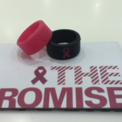 The promise for breast cancer awareness