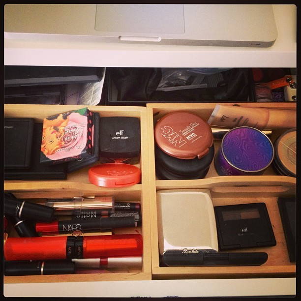 Hello make up #makeup #instabeauty #makeupstorage #beauty