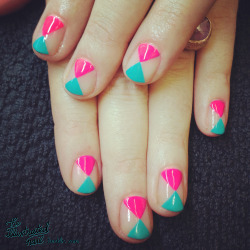 "prettyproject:  theillustratednail:  The Illustrated Nail at ""The Fickle Finger of Fate"" @FINGERBANGNails first ever event in Berlin last October…  Flawlessness"