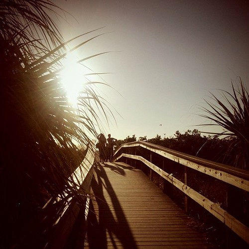 Going to the #Beach ~ #Sunset #MobiTog #iPhoneography #Instagram