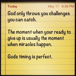 #maychallenge #dayseventeen #quotes #god #faith