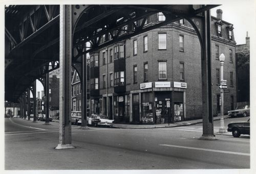935 Main Street, Charlestown, 1968,   Boston Landmarks Commission image collection, (Collection #5210.004) City of Boston Archives    This work is free of known copyright restrictions.  Please attribute to City of Boston Archives. For more images from this collection, click here