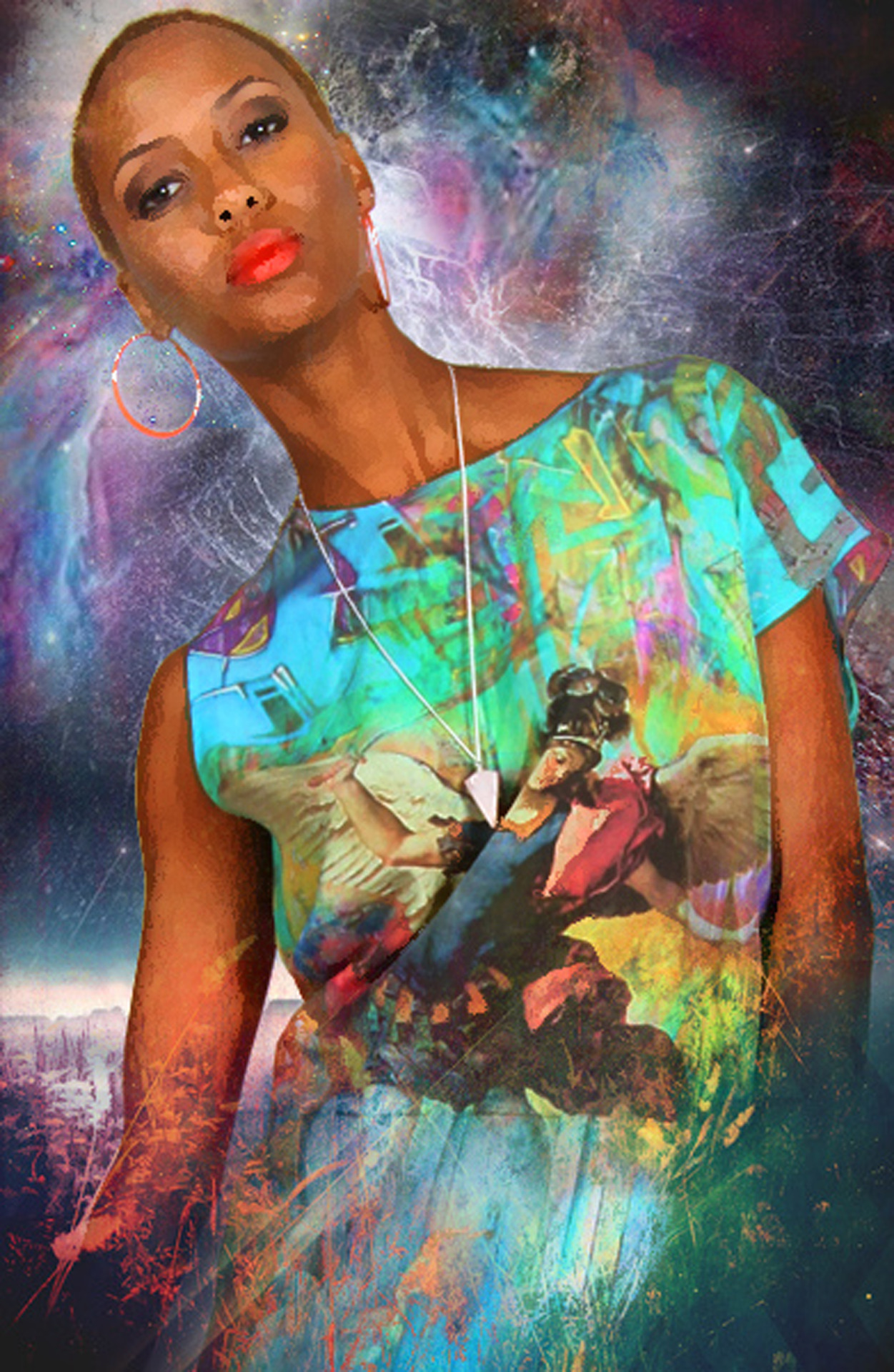 ART X TALLAWA  SPRING 13 www.tallawacollection.com/shop/ www.facebook.com/tallawacollection