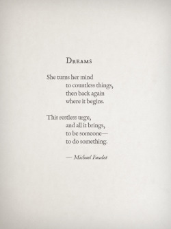 langleav:  Dreams by Michael Faudet