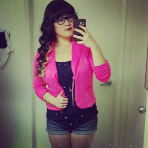 Is this pink enough for a pink party? :P