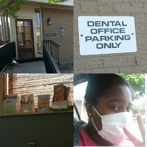 Dental views pt.2  I will miss these ladies…now i hope i get in school #dentalhygienelove #teeth #PleaseFloss #gotmyhands in there today!!